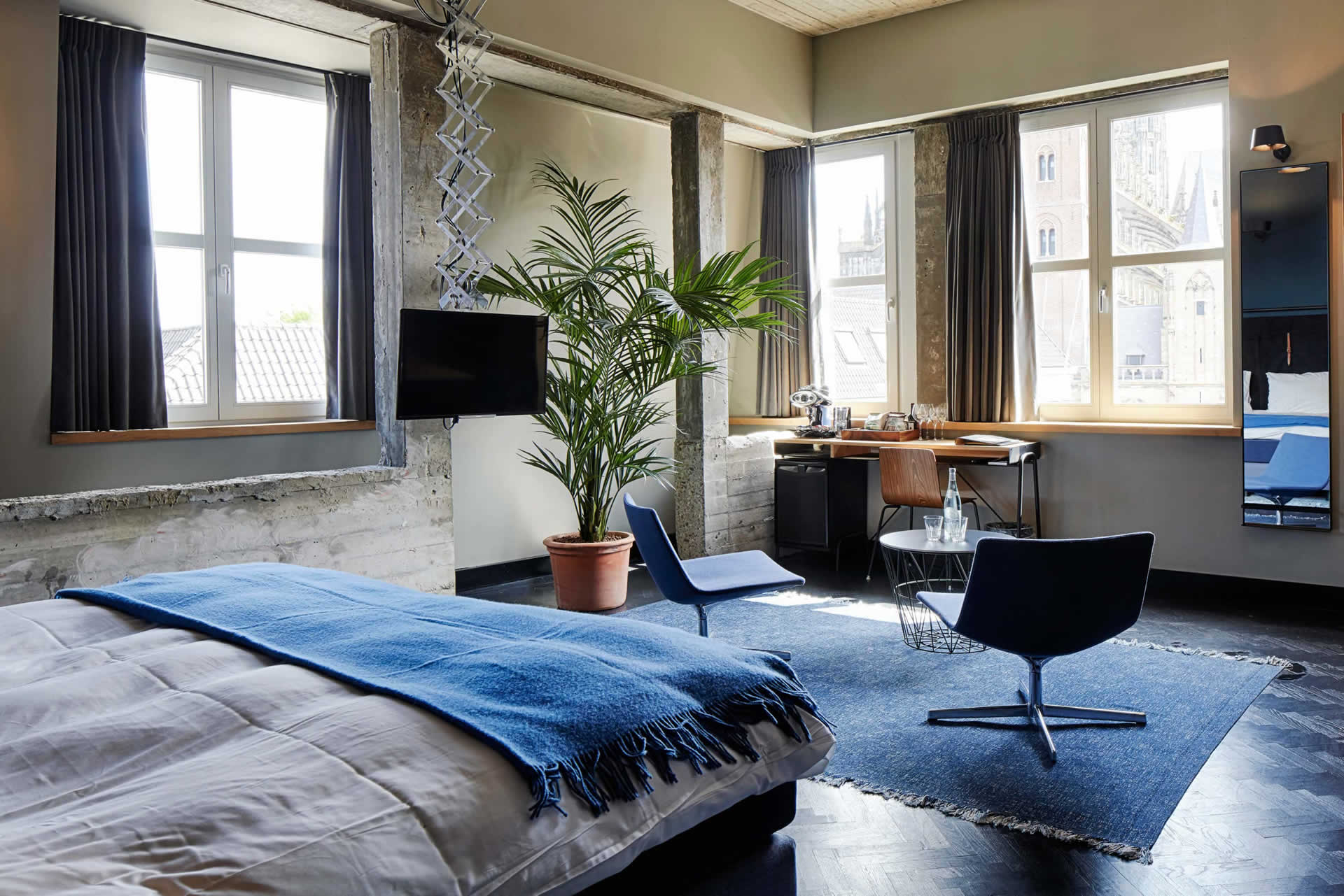 The duke boutique hotel in den bosch for Design boutique hotel rimini